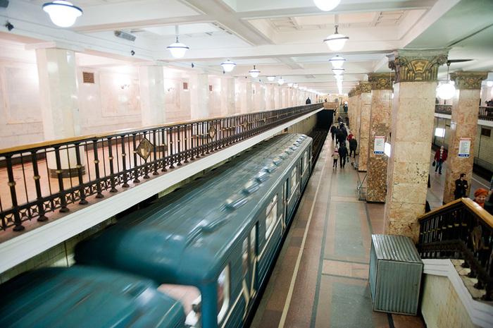 Как на строительство московского метро везли мрамор со всего Союза Московское метро, Мрамор, Строительство, Длиннопост