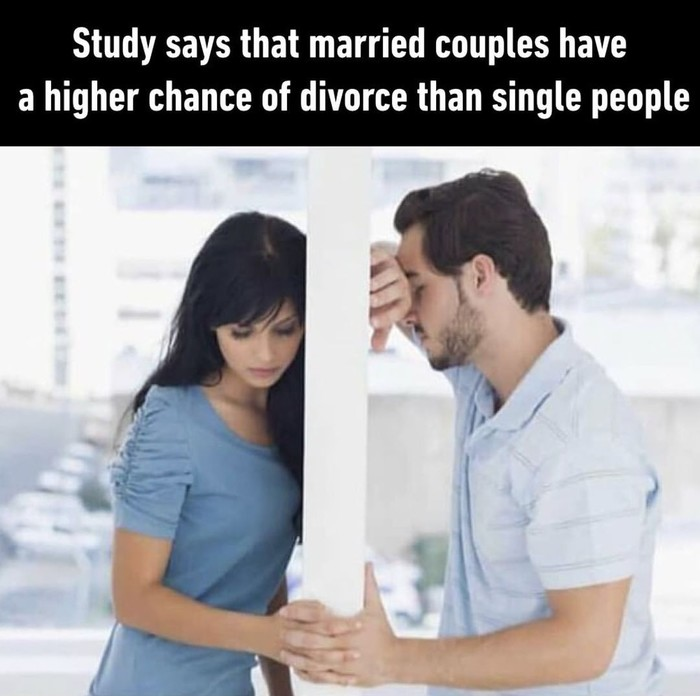 Ещё одна причина не жениться Юмор, Исследование, Брак, Женитьба