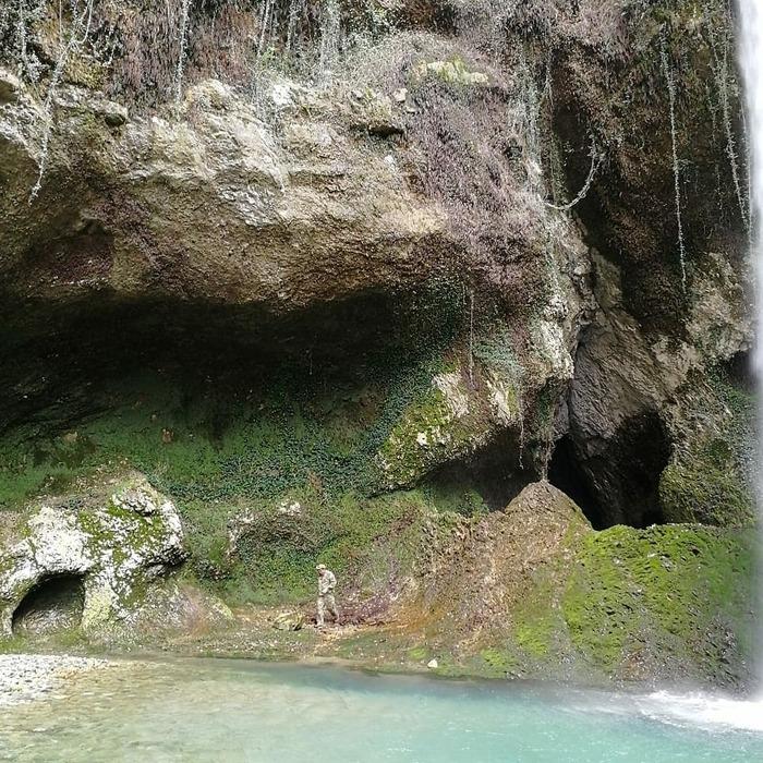 Поход на водопады Поход, Водопад, Природа, Красота, Длиннопост