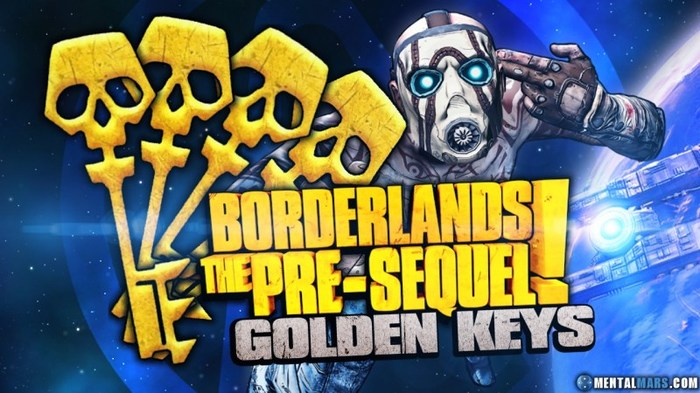 SHiFT коды для Borderlands: The Pre-Sequel Borderlands, Steam, Ключи, Длиннопост, Borderlands : The Pre-Sequel