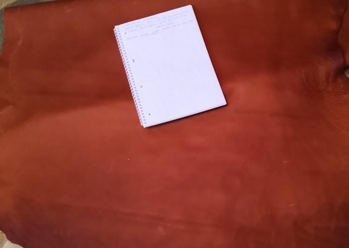 Обложка для ежедневника из кожи. Рукоделие с процессом, Хобби, Кожа, Ручная работа, Кожевенное ремесло, Новый уренгой, Длиннопост
