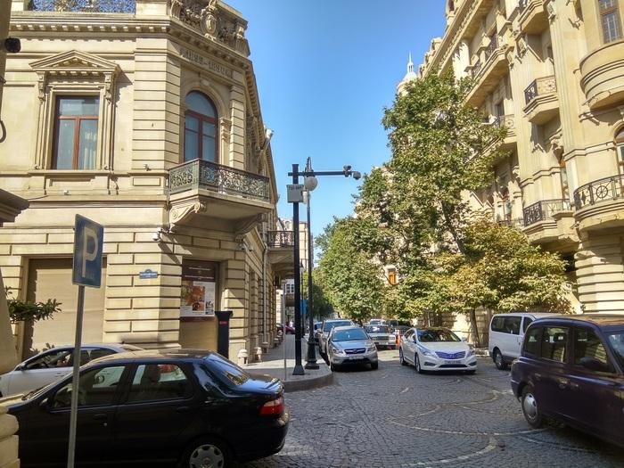Фото Баку. Часть 1. Баку, Азербайджан, Длиннопост