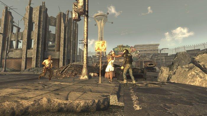 Джевядь лет этот мод ждал! Игры, Компьютерные игры, Fallout, Fallout: New Vegas, Мод