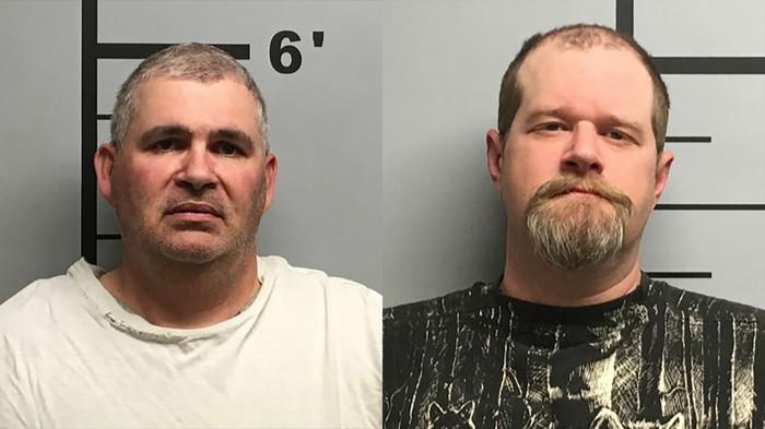 Два пьяных американца решили проверить бронежилет и расстреляли друг друга из винтовок. США, Арканзас, Бронежилет, Винтовка