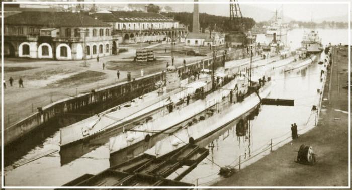 Одиссея испанской подлодки. Николай Египко, СССР, Испания, Золото, Подводная лодка, Длиннопост