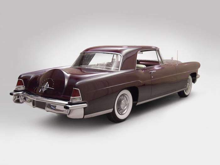 Lincoln Continental Mark II Convertible (1956 год) Автоистория, Lincoln continental, Lincoln, 1956, Длиннопост