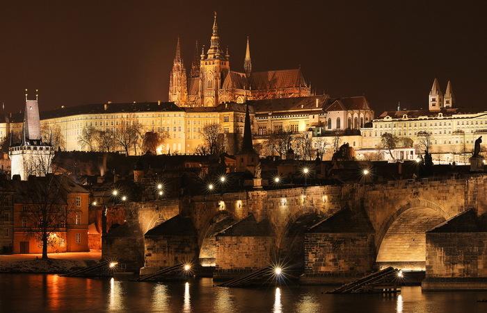 Как я «ужинал» в Праге Мошенники, Прага, Длиннопост, Девушки, Ресторан, Бар, Заказ