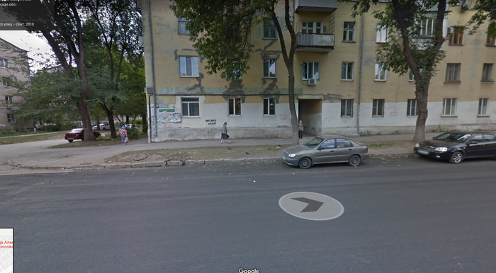 Карты Гугл Автоваз, Снег, Треш, Длиннопост