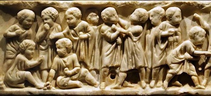 Власть отца в Древней Греции История, Хронос, Древняя греция, Дети, Быт, Длиннопост