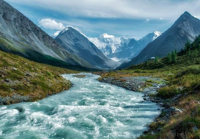 Природа Сибири зачаровывает. Сибирь, Россия, Север, Горы, Природа, Красота, Красота природы