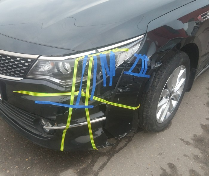 Машинка, не болей!