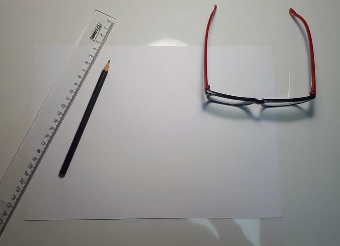 Проверяем уровень установки линз и межзрачкового расстояния в очках дома. Очки, Медицина, Расстояние, Зрение, Длиннопост