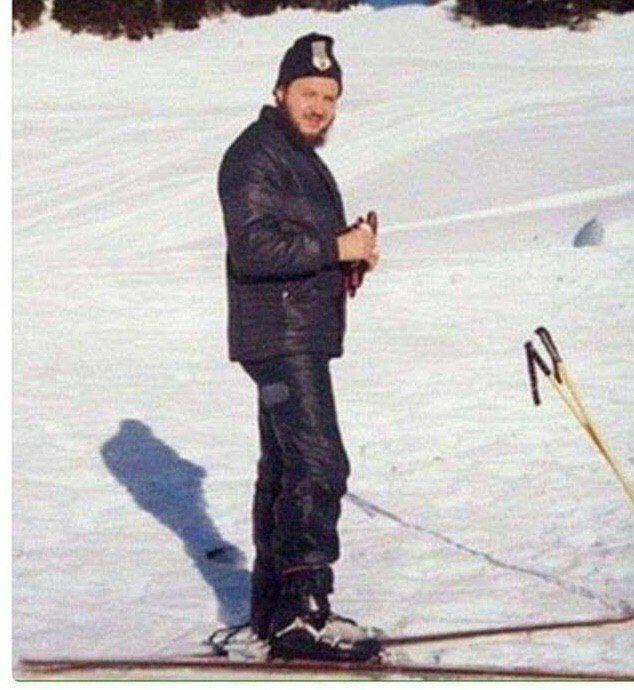 Кирилл, до того как стал известным РПЦ, Патриарх, Лыжи, Швейцария, КГБ, Зима