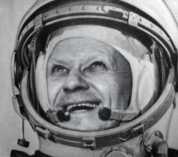 Поехали! День космонавтики, Гагарин, Чикатило, Странный юмор, Слава Корроку!, Фотошоп мастер