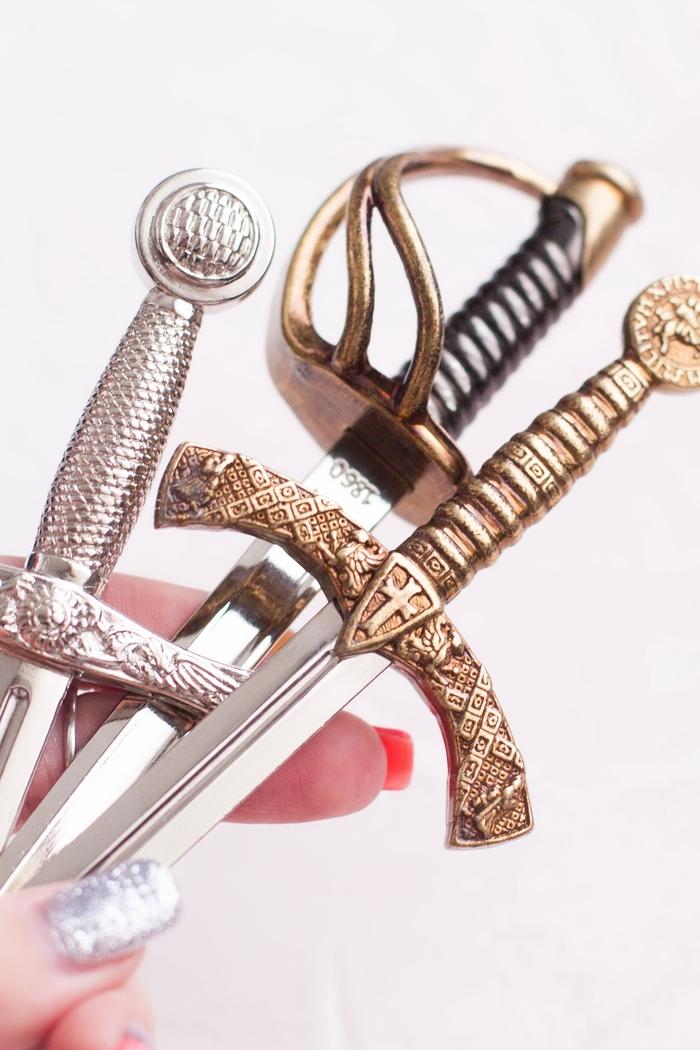 Декор сувенирного меча Меч, Оружие, Интерьерное украшение, Ручная работа, Поделки из проволоки, Wire wrap, Рукоделие без процесса, Длиннопост