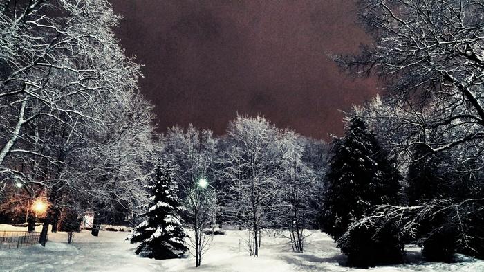 Прошедшая зима Зима, Мобильная фотография, Снег, Природа