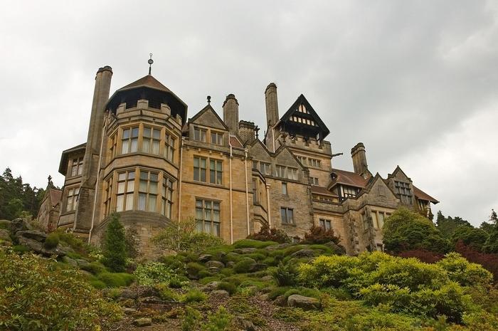 Крегсайд: первый в мире дом, где появилось электрическое освещение История, Электричество, Викторианская эпоха, Изобретения, Познавательно, Интересное, Факты, Длиннопост