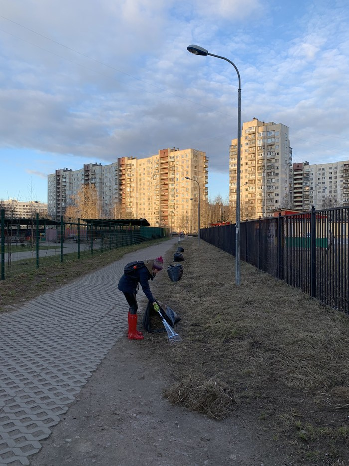 Санкт-Петербург, встретим весну красиво Лига чистомена, Чистомен, Уборка, Субботник, Длиннопост