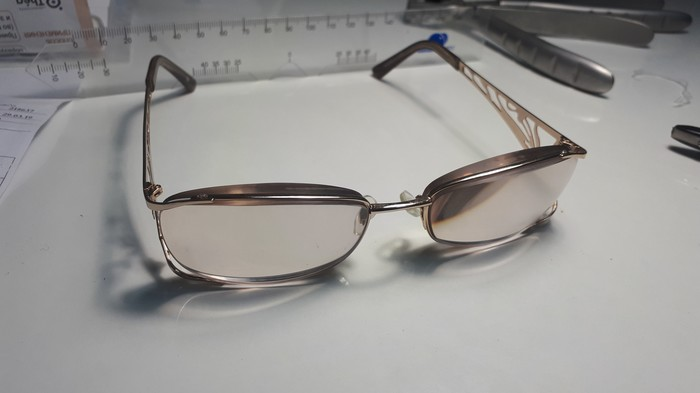 Маленькие очки, большие диоптрии 3. Леска Очки, Диоптрии, Медицина, Зрение