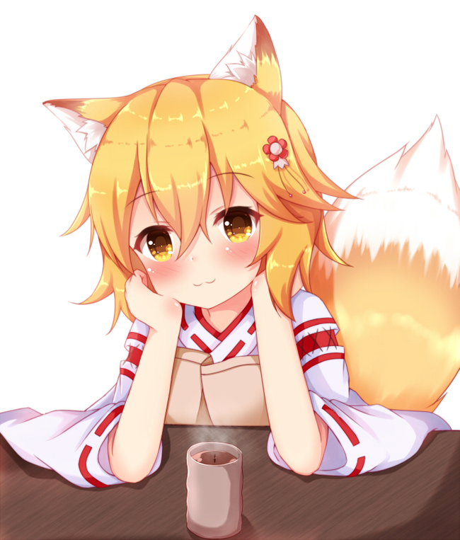 Senko-san Аниме, Anime Art, Sewayaki Kitsune No Senko-san, Senko-San, Animal Ears, Loli