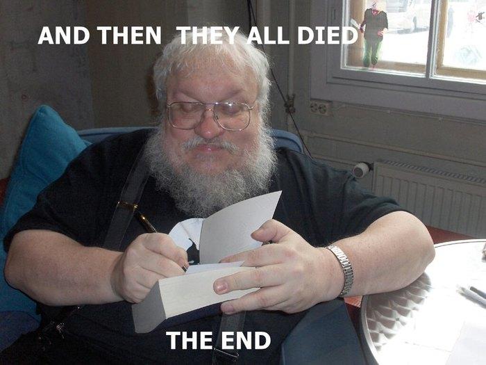 Делаем ставки Игра престолов, Игра смертей