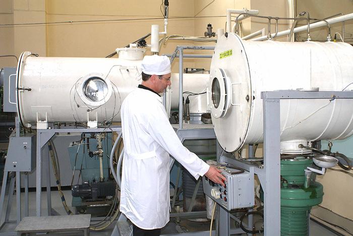 Изготовление плазменных двигателей в России Роскосмос, Калининград, Плазма, Видео, Длиннопост, Ракетный двигатель