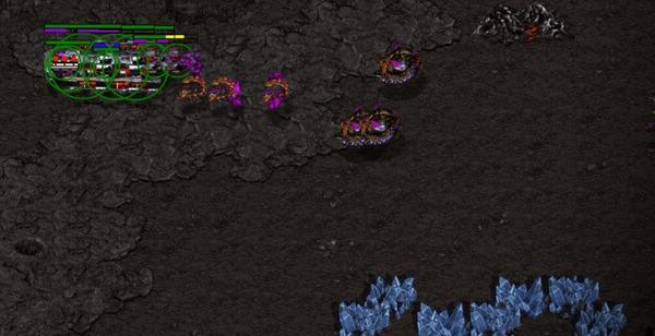 Starcraft в браузере Браузерные игры, Онлайн-Игры, HTML, Стратегия, Гифка, Starcraft, Длиннопост, Starcraft: Brood War