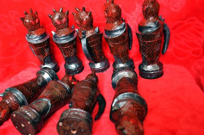 Пепельная статуя The Elder Scrolls, Пепельная статуя, Длиннопост