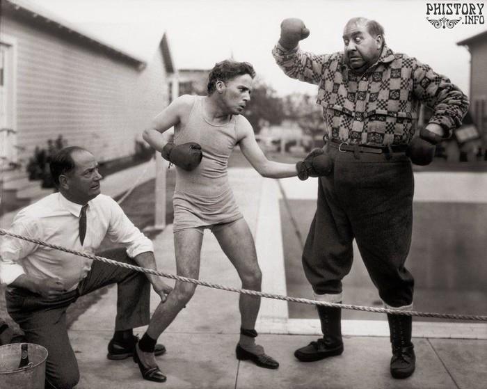Минутка исторического фото #1 Историческое фото, Чарли Чаплин