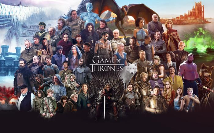 А ведь нам еще есть, кого терять Игра престолов, Игра престолов 8 сезон, Спойлер, Персонажи, Длиннопост
