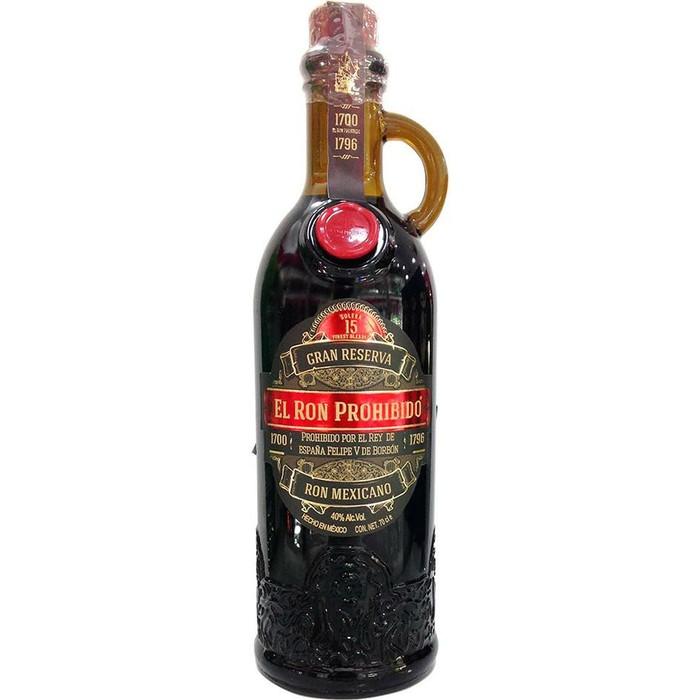 El Ron Prohibido Gran Reserva 15. Ром, Алкоголь, Выбор напитка, Текст, Длиннопост