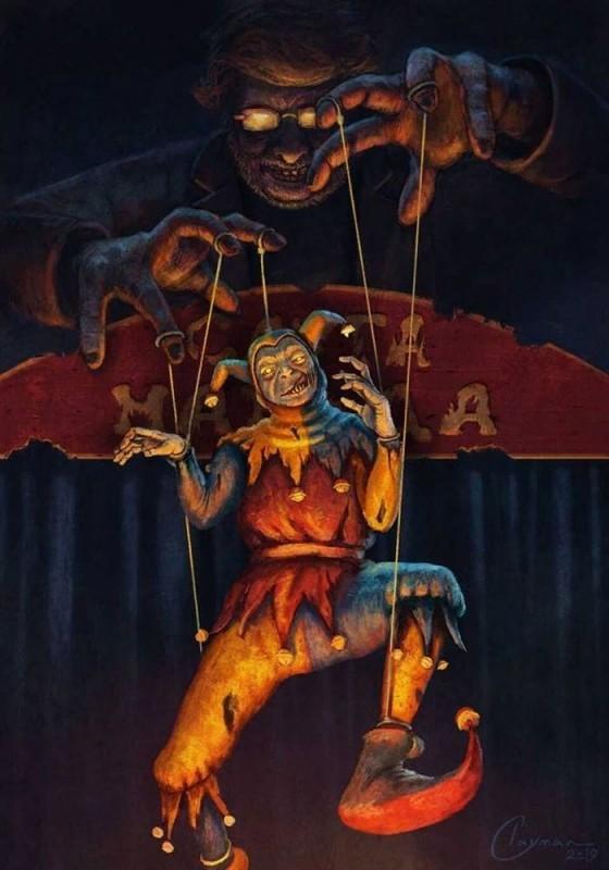 Ян Клейман нарисовал кандидатов в президенты страны 404. Политика, Украина, Россия, Израиль, Картинки, Длиннопост