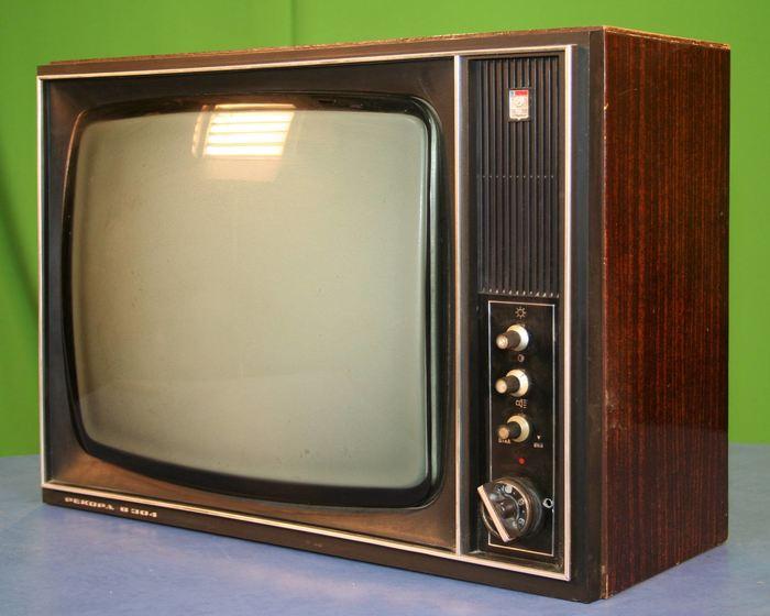 Когда за Державу обидно не было. Детство, Телевизор, Рекорд, Особенности, Опасность, Планета, Длиннопост
