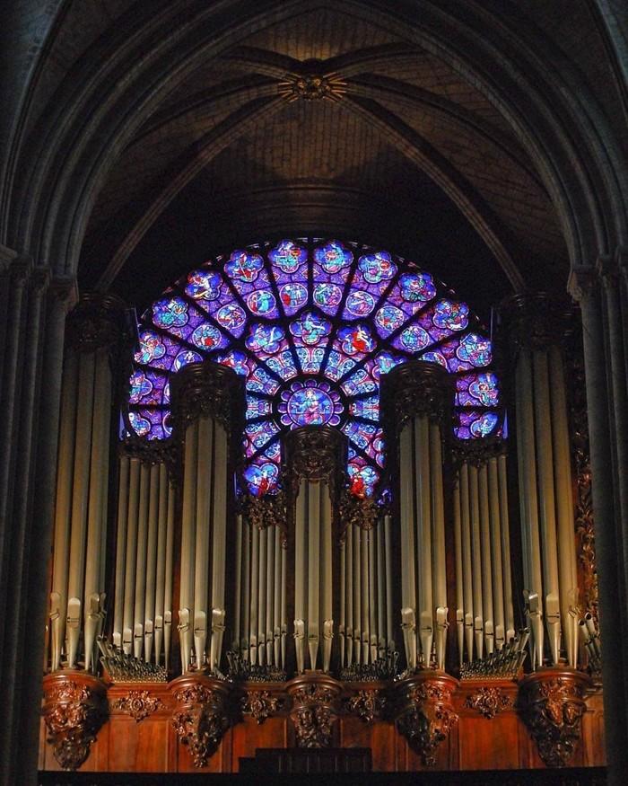 Пострадал орган Орган, Пожар Нотр Дам Де Пари, Музыка, Notre Dame De Paris, Пожар, Париж, Франция