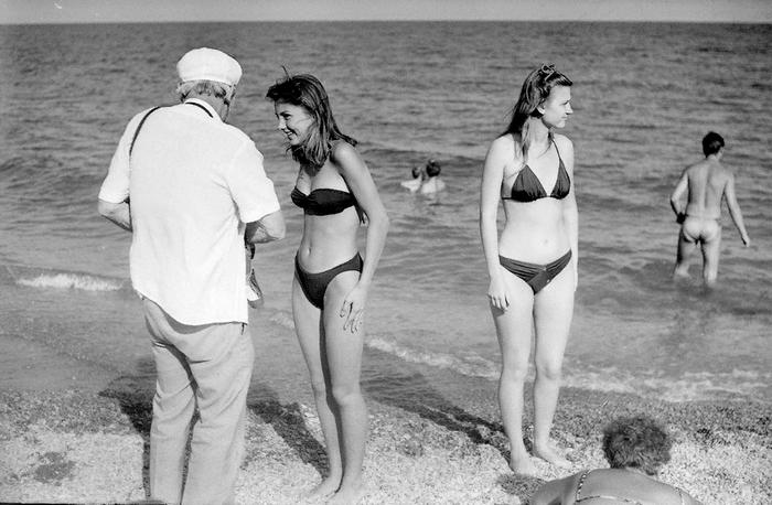 Тест профдеформации психики Фотография, Фотоаппарат, Девушки, Пленка, Ретро, Ностальгия, Пляж, Фотограф, Длиннопост