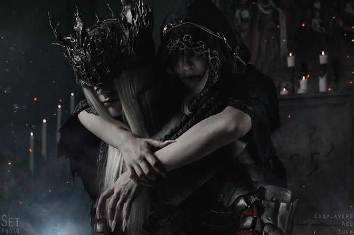 Dark Souls 3 Клип+Фотосет Косплей, Русский косплей, Видеоигра, Dark Souls, Dark Souls 3, Клип, Seiphoto, Видео, Длиннопост