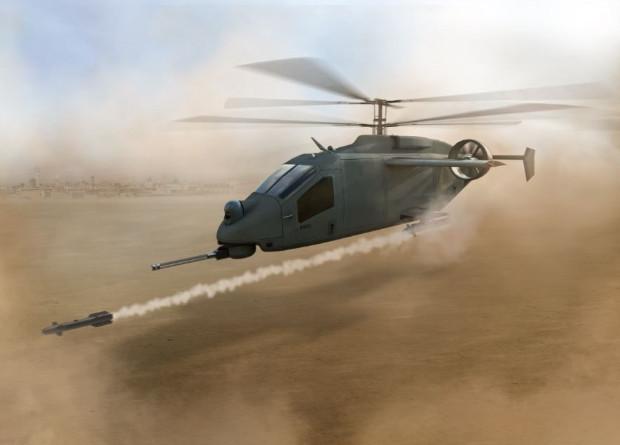 Появился еще один претендент на разработку разведывательного вертолета для Армии США США, Вертолет, Разработка, Разведывательный, Техника, Авиация, Военная авиация