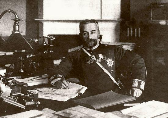 Пулеметы для градоначальника Лига историков, Градоначальник, Фон Лауниц, 1906, Идея, Длиннопост