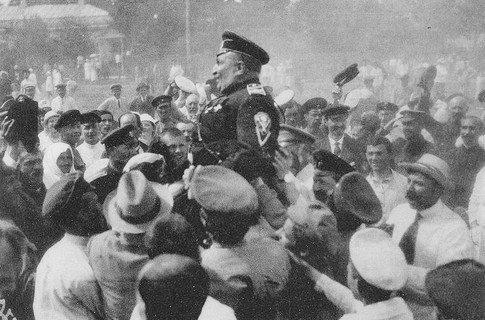 Агент Бутылкин и его превосходительство Белая гвардия, История, Гражданская война, Личность, Длиннопост, Олесь Бузина