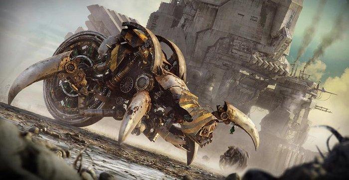 StarCraft в стиледизельпанк Starcraft, Starcraft 2, Starcraft: Brood War, Компьютерные игры, Цифровой рисунок, Арт, Длиннопост, Дизельпанк