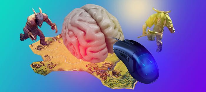 Как видеоигры делают нас умнее? Научный подход Компьютерные игры, Игромания, Наука, Длиннопост, Видео