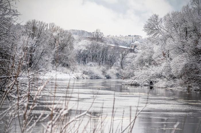 Мой второй пост ( любимые пейзажи ) Зима, Фотография