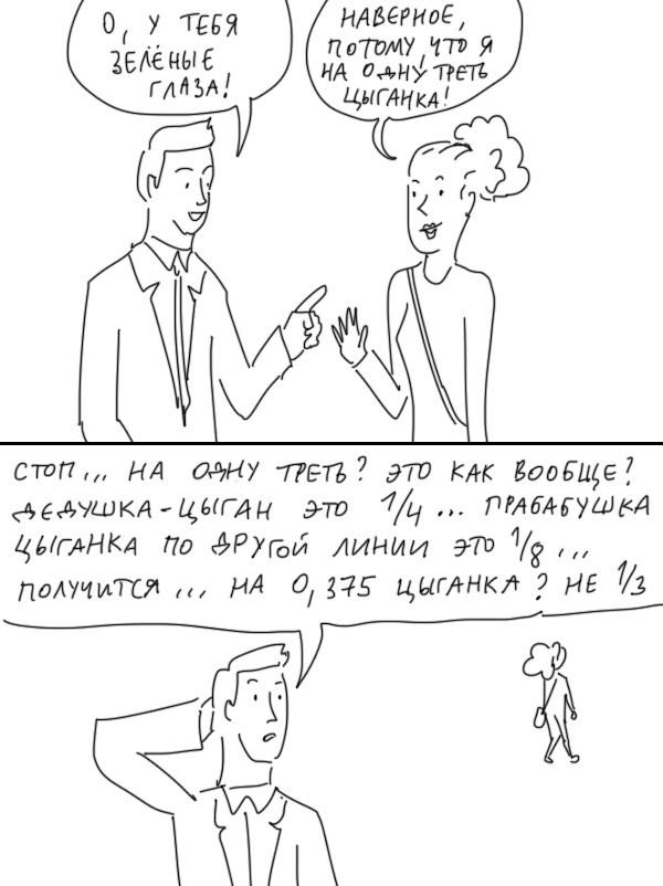 Цыганка на треть Duran, Комиксы, Цыгане, Длиннопост