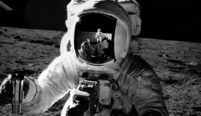 NASA выбрало место на Луне, на которое в следующий раз ступит нога человека NASA, Космос, Южный полюс Луны, Луна