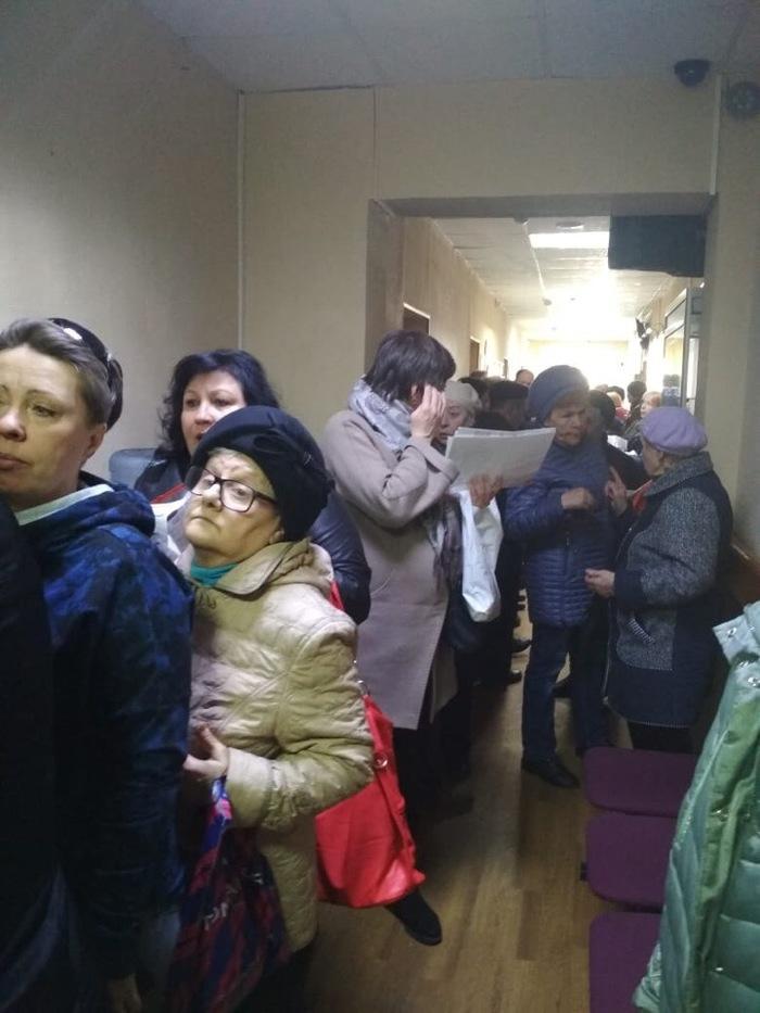 В Подмосковье народ давится в очередях из-за мусорной реформы Мусорная реформа, Игорь Сухин, Ногинск, Квитанция, Длиннопост