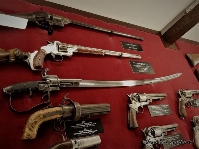 Бункер в лесах Урала с самой большой в Европе коллекцией стрелкового оружия. Продолжение. Оружие, Винтовка, Автомат, Пистолеты, Длиннопост