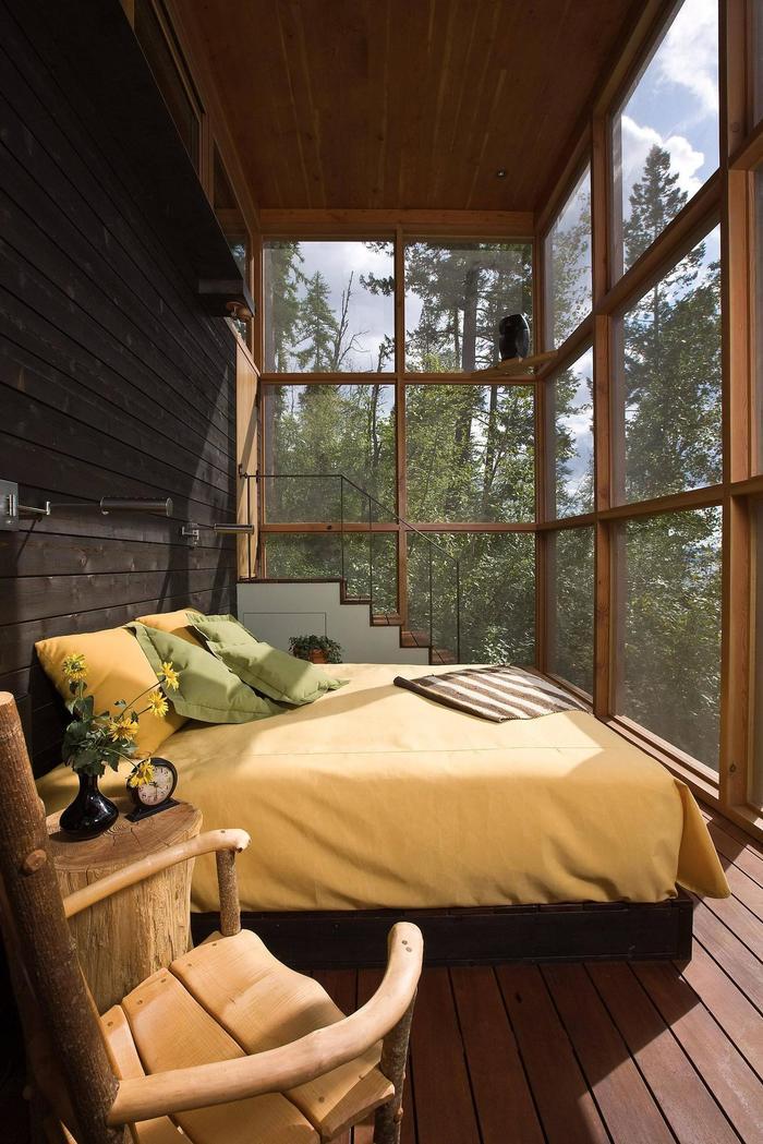 Летняя спальня