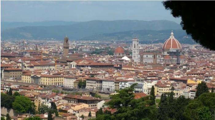 Флоренция. Что смотреть.Что есть.Что пить. Флоренция, Италия, Вино, Пицца, Медичи, Еда, Длиннопост