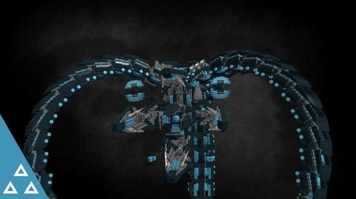 Lego mass effect architect (архитектор) Mass Effect, Mass Effect:Andromeda, LEGO, Игры, Конструктор, Длиннопост