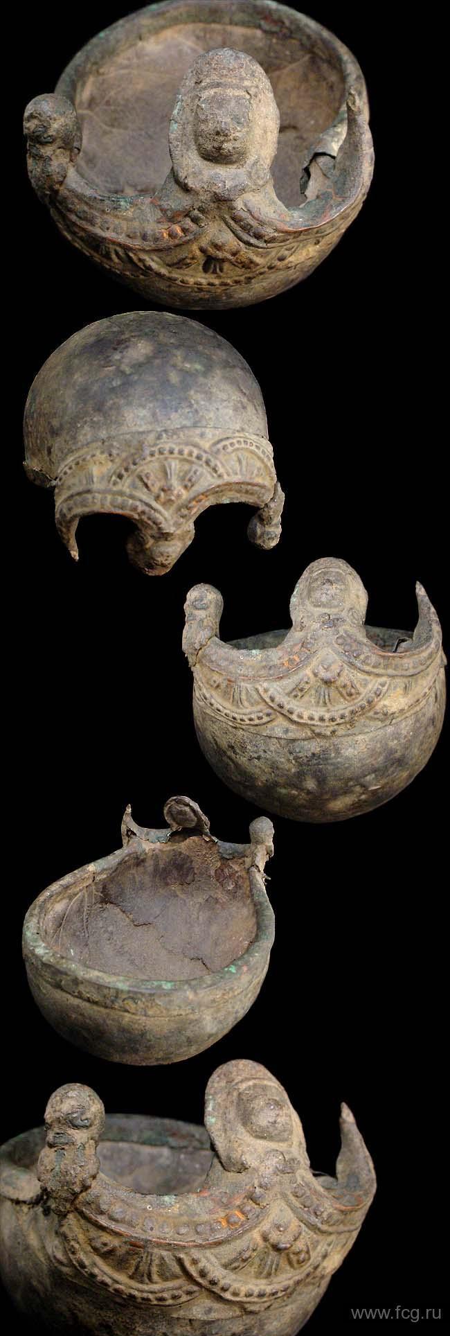 Ритуальная посуда (капала) Жесть, Религия, Ритуал, Капала, Длиннопост